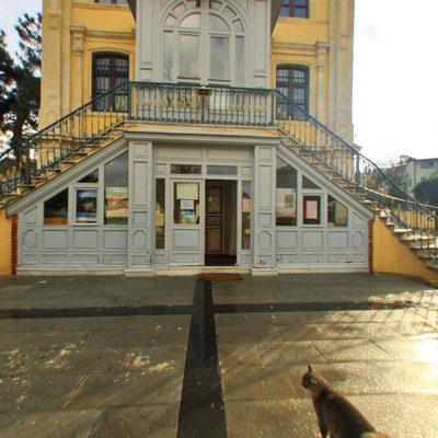 Büyükada Hamidiye Cami - Dış 3