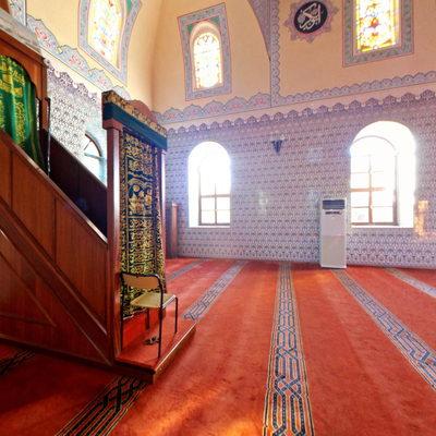 Veysel Karani Türbesi - Cami  Mihrab