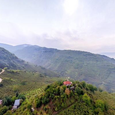 Gölyaka Toptepe - Havadan Panorama