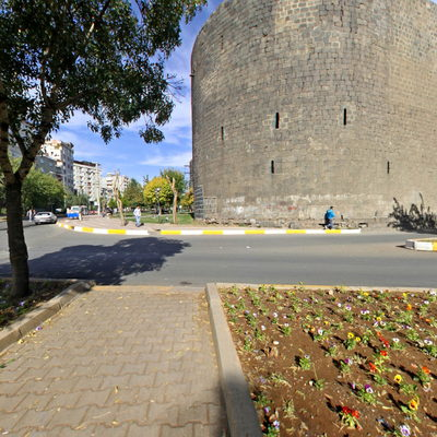 Diyarbakır Surları - Urfa Kapı