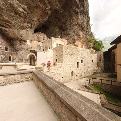 Sümela Manastırı 4