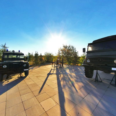 Jandarma Müzesi - Araçlar