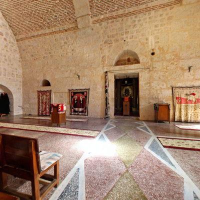 Mor Gabriel Manastırı - Kilise 1
