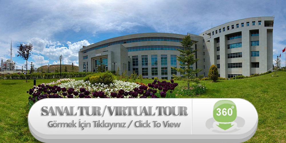 360 Derece Ankara Batı Adliyesi