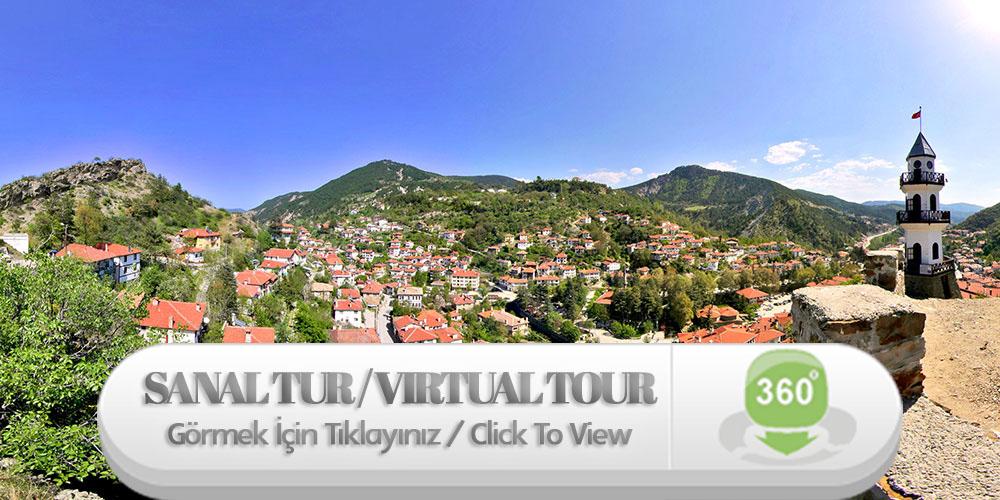 360 Degree Bolu Göynük İlçesi Sanal Turu